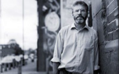 Gerry Adams: An Iconic Political Figure of our Time