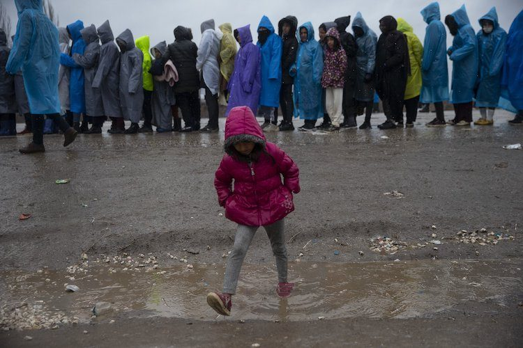 Human Rights for Refugees and Asylum Seekers