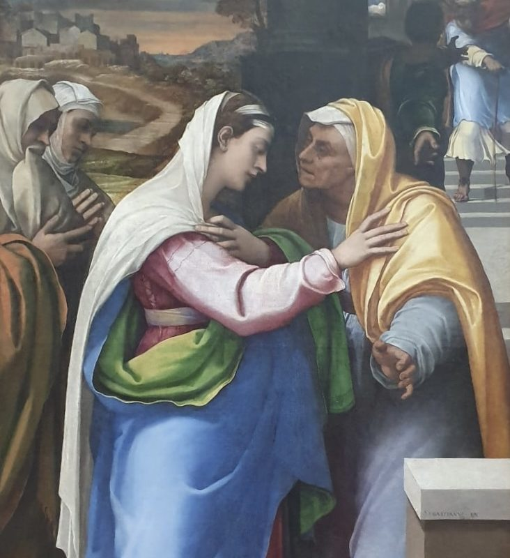 Paintings of the Virgin Mary